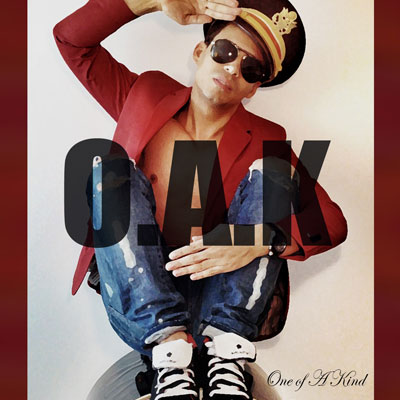 O.A.K (One of a Kind) Cover