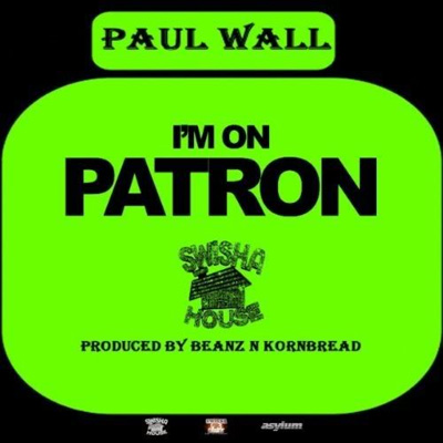 I'm On Patron Cover