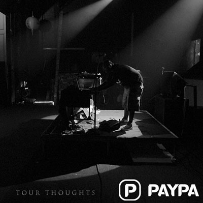 Tour Thoughts Cover