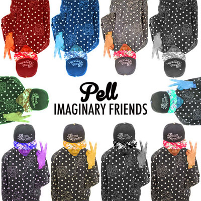 Imaginary Friends Cover