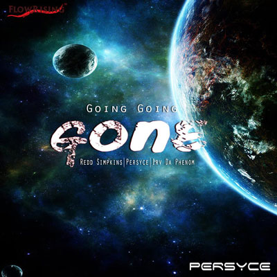 Going Going Gone Cover