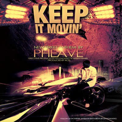Keep It Movin Cover