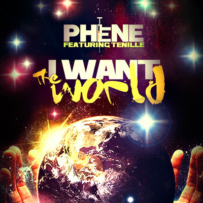 I Want the World Cover