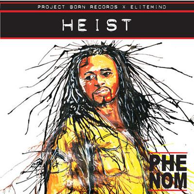 Heist Cover