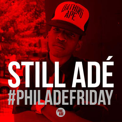 Still Adé [Freestyle] Cover
