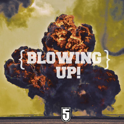 Blowing Up! Cover