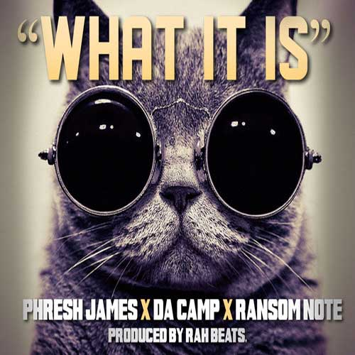What It Is Cover