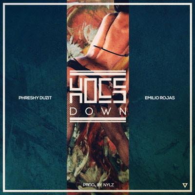 Hoes Down Cover