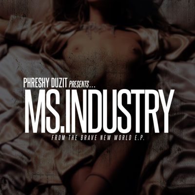 Ms. Industry Cover