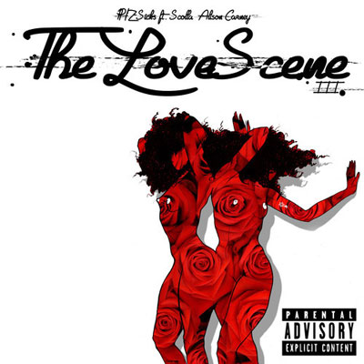 The Love Scene III Cover