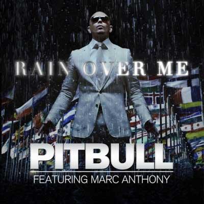 Rain Over Me Cover