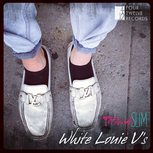 White Louie V's Promo Photo