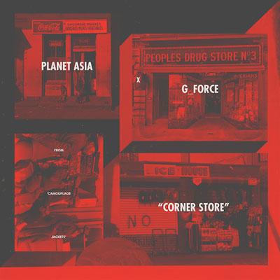 Corner Store Cover