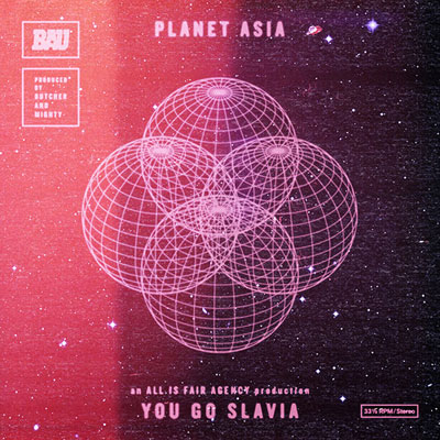 You Go Slavia Cover