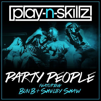 Party People Cover