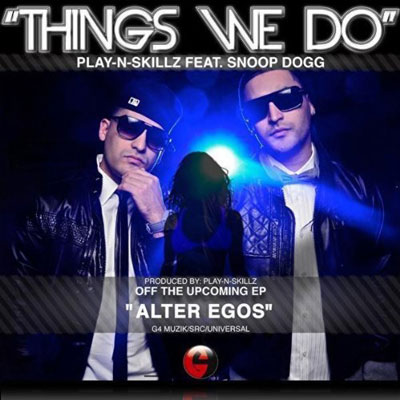 Things We Do Cover