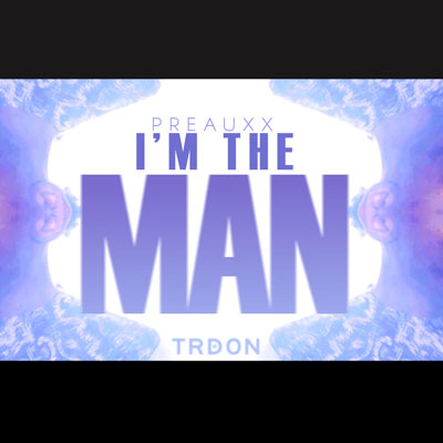 I'm the Man Cover