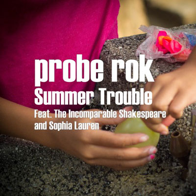 Summer Trouble Cover