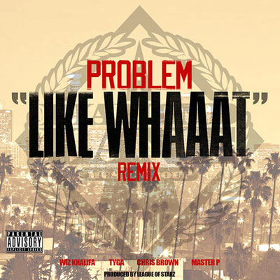 Like Whaaat (Remix) Cover