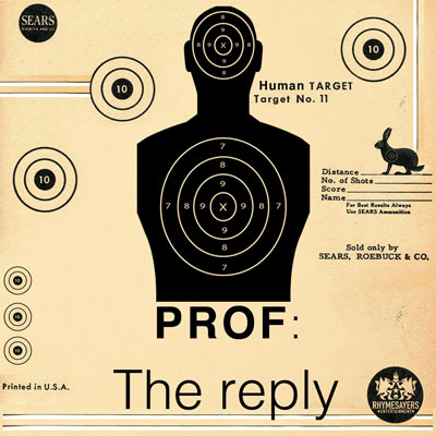 The Reply Cover
