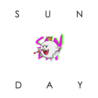 Professor Fox ft. Frank Leone, Monster Mike, Ishmael Raps & Cae Jones - Sunday Artwork