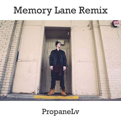 Memory Lane (Remix) Cover