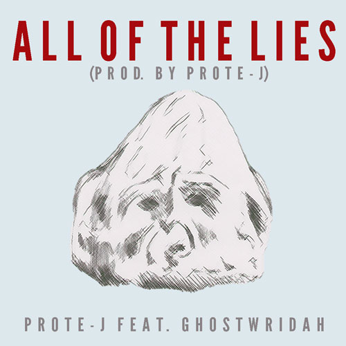 All of the Lies Cover