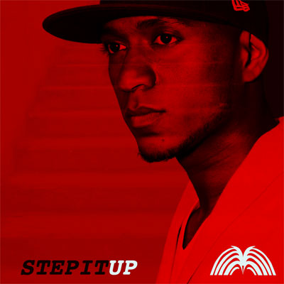 Stepitup Cover