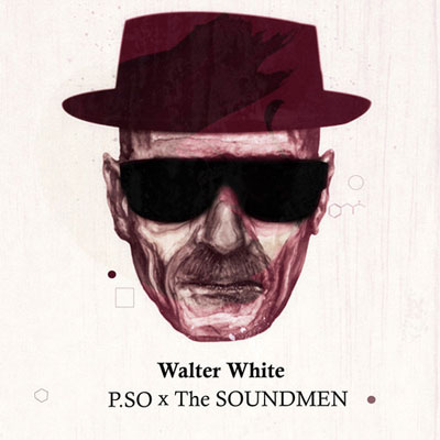 Walter White Cover
