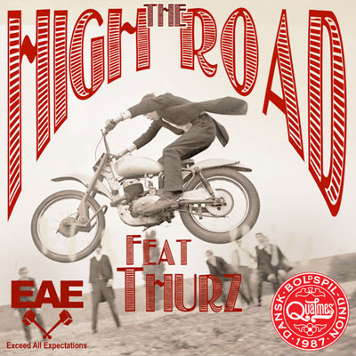 The High Road Cover