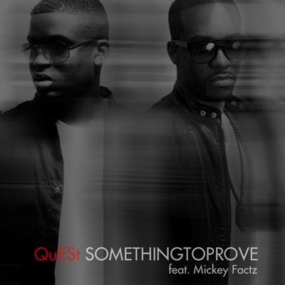 Something To Prove Cover