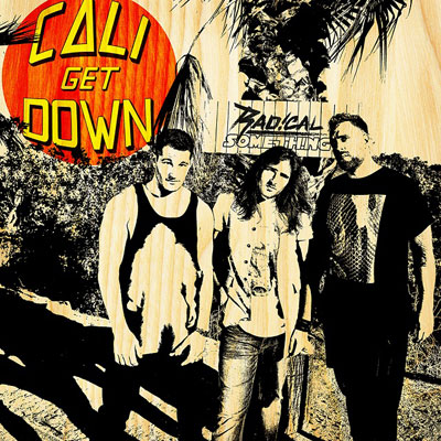 Cali Get Down Cover