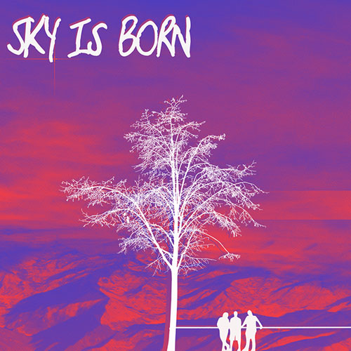 Sky Is Born Cover