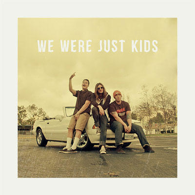 We Were Just Kids Cover