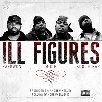 Ill Figures (Remix) Cover