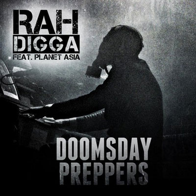 Doomsday Preppers Cover