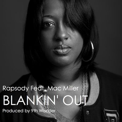 Blankin' Out Cover