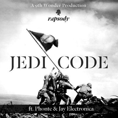 Jedi Code  Cover