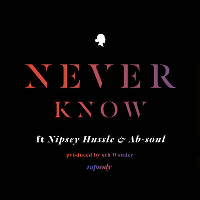 Never Know Cover
