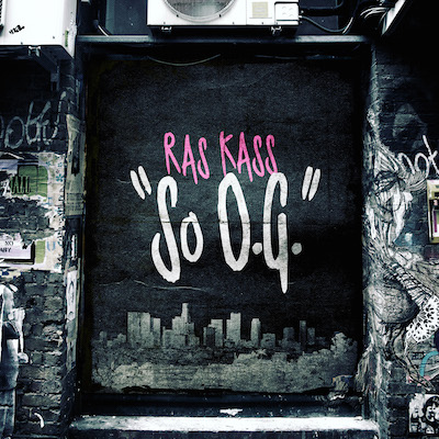 Ras Kass - So OG Artwork