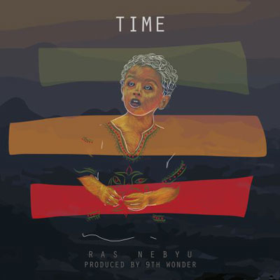 Ras Nebyu - TIME Artwork