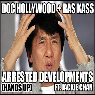 Arrested Developments (Hands Up) Cover