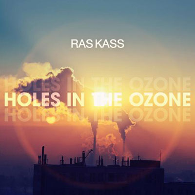 Holes in the Ozone Cover