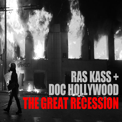 The Great Recession Cover