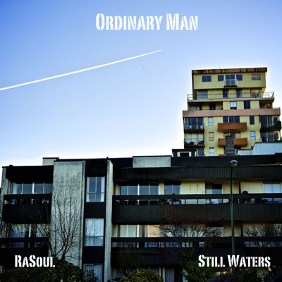 Ordinary Man Cover