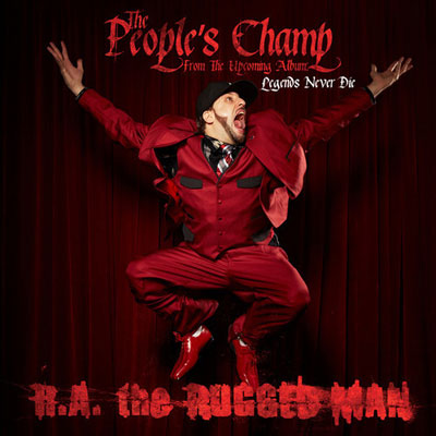 The People's Champ Cover