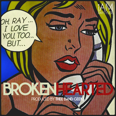 BrokenHearted Cover