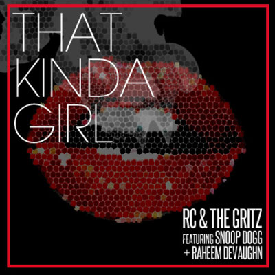 That Kinda Girl Cover