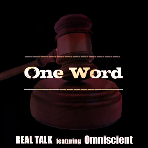 One Word Cover