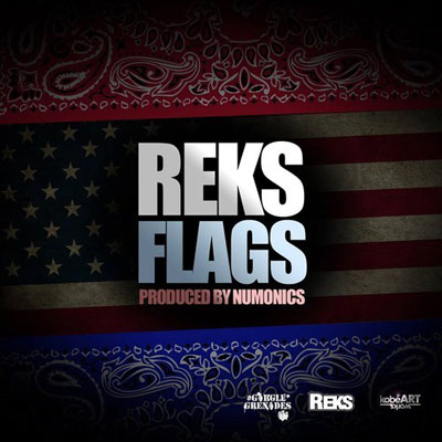 Flags Cover